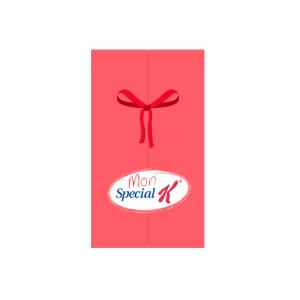 Appli mobile Mon Special K Création web