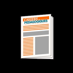 Site Cahiers Pédagogiques Création web