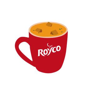 Dépliant Royco Création print
